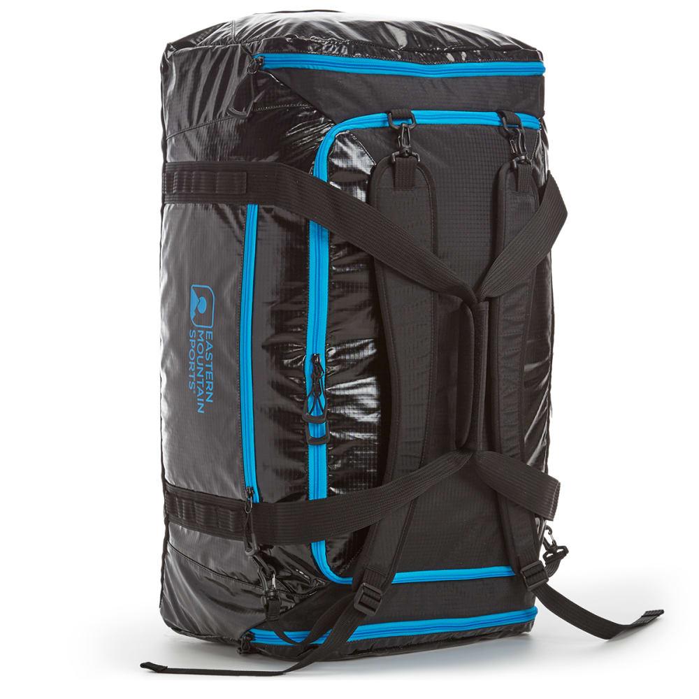 EMS® Gear Hauler Duffel - BLACK/EMS BLUE