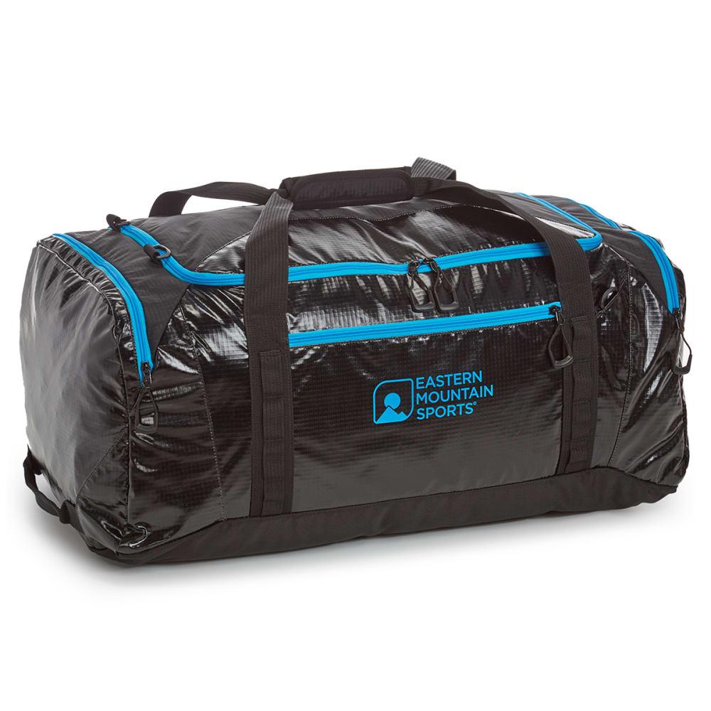 EMS Gear Hauler Duffel - BLACK/EMS BLUE