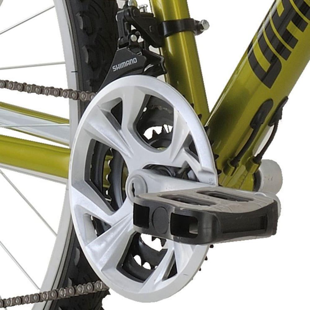 DIAMONDBACK Men's Wildwood Classic Sport Comfort Bike - GREEN