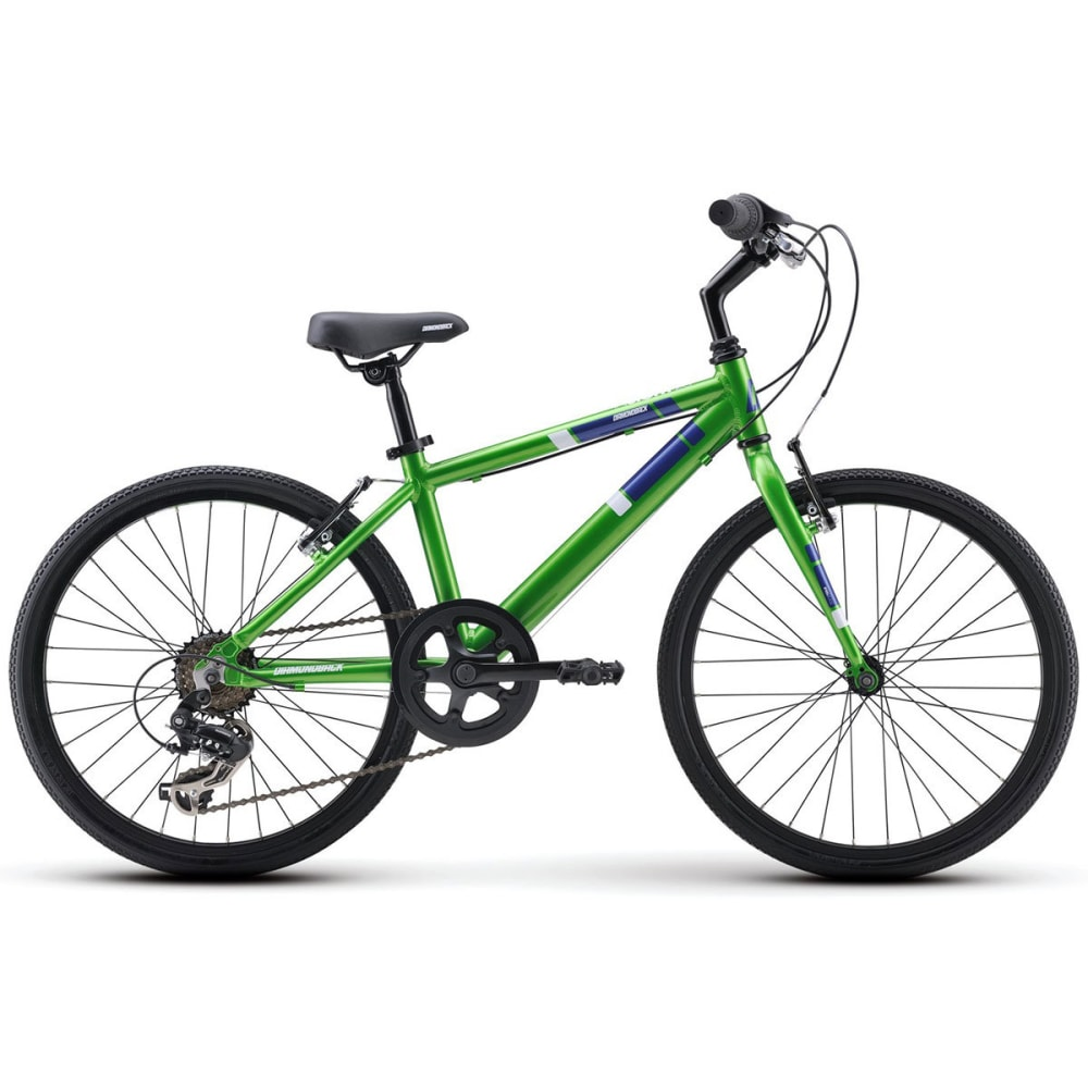 DIAMONDBACK Boys' Insight 20 Junior Road Bike - GREEN