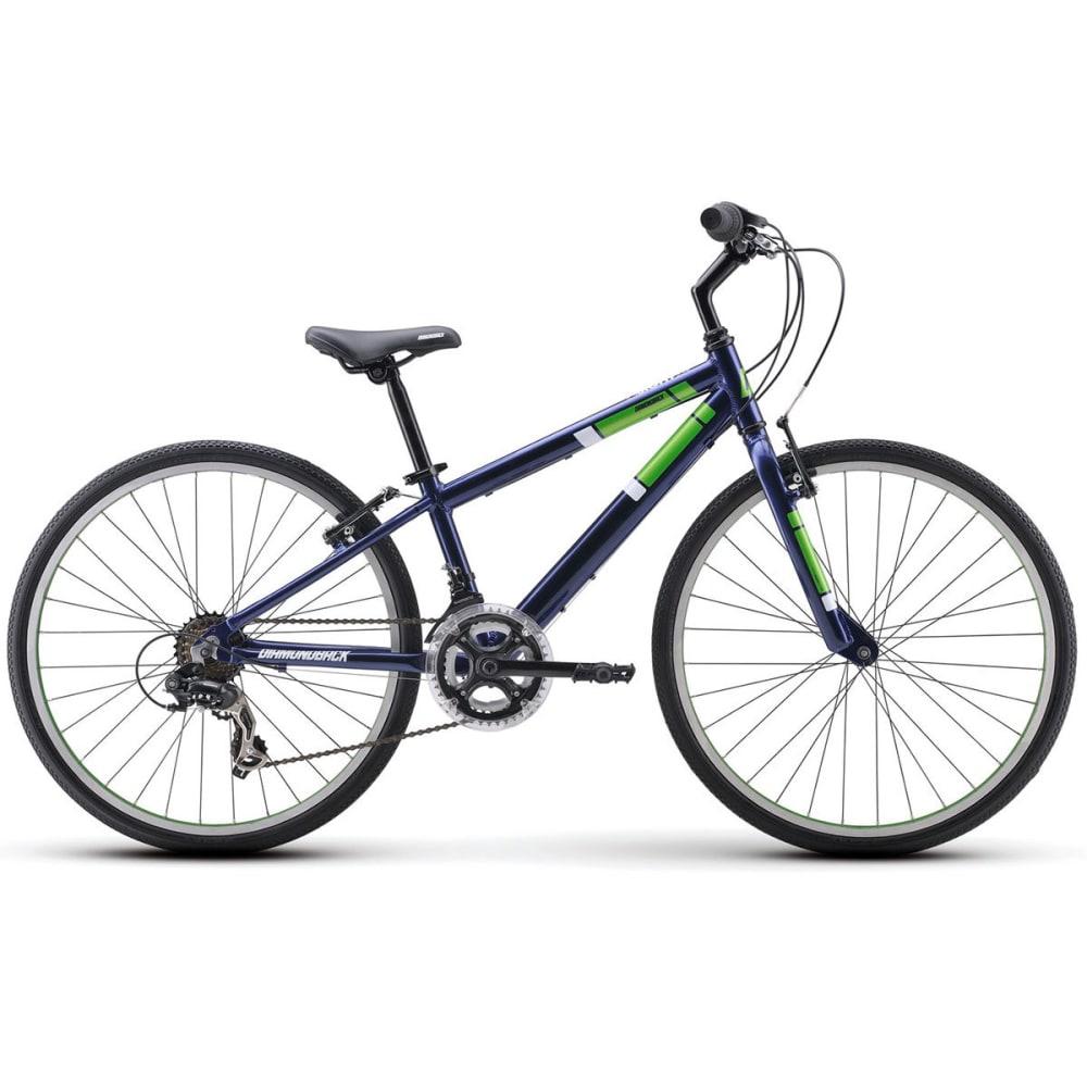 DIAMONDBACK Boys' Insight 24 Junior Road Bike - BLUE