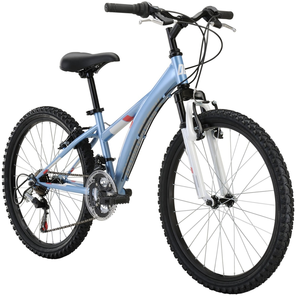 DIAMONDBACK Girls' Tess 24 Mountain Bike - BLUE