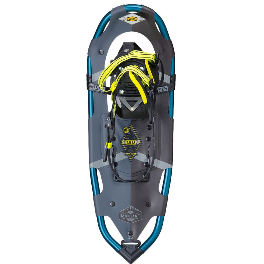 ATLAS Men's Montane 25 Snowshoes - NO COLOR