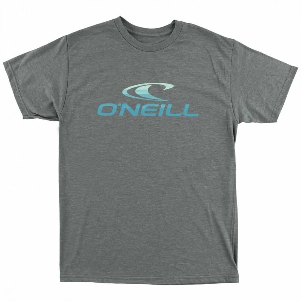 O'NEILL Guys' Hemisphere Short-Sleeve Tee - MED HEATHER GREY