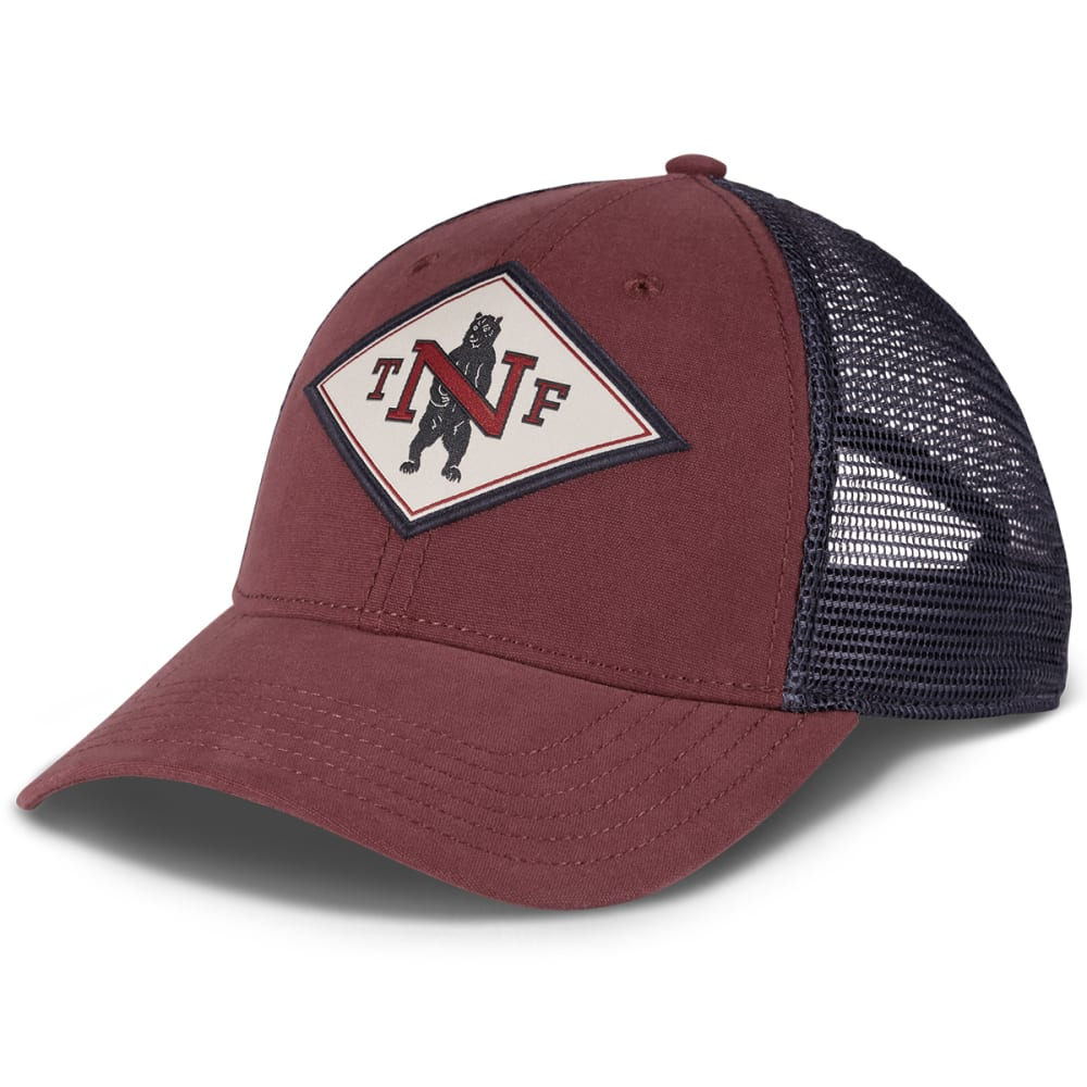 THE NORTH FACE Men's Americana Trucker Hat - BAR RED/UR NAV - VYJ