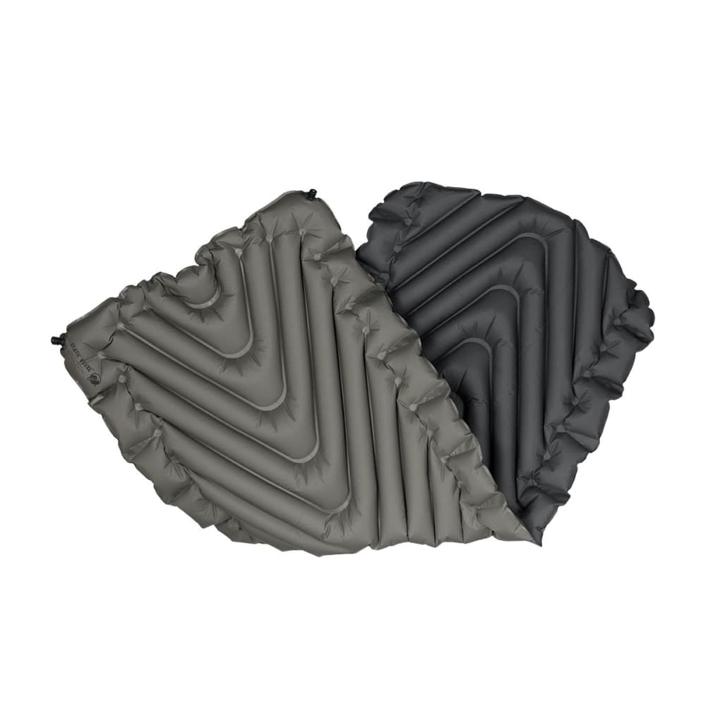 KLYMIT Static V Luxe Sleeping Pad - STONE GREY