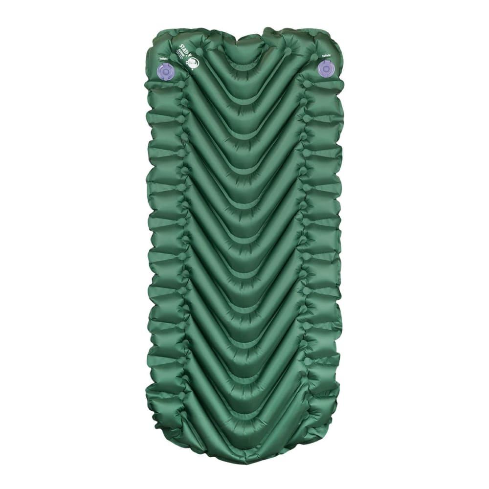 KLYMIT Static V Junior Sleeping Pad - DARK GREEN
