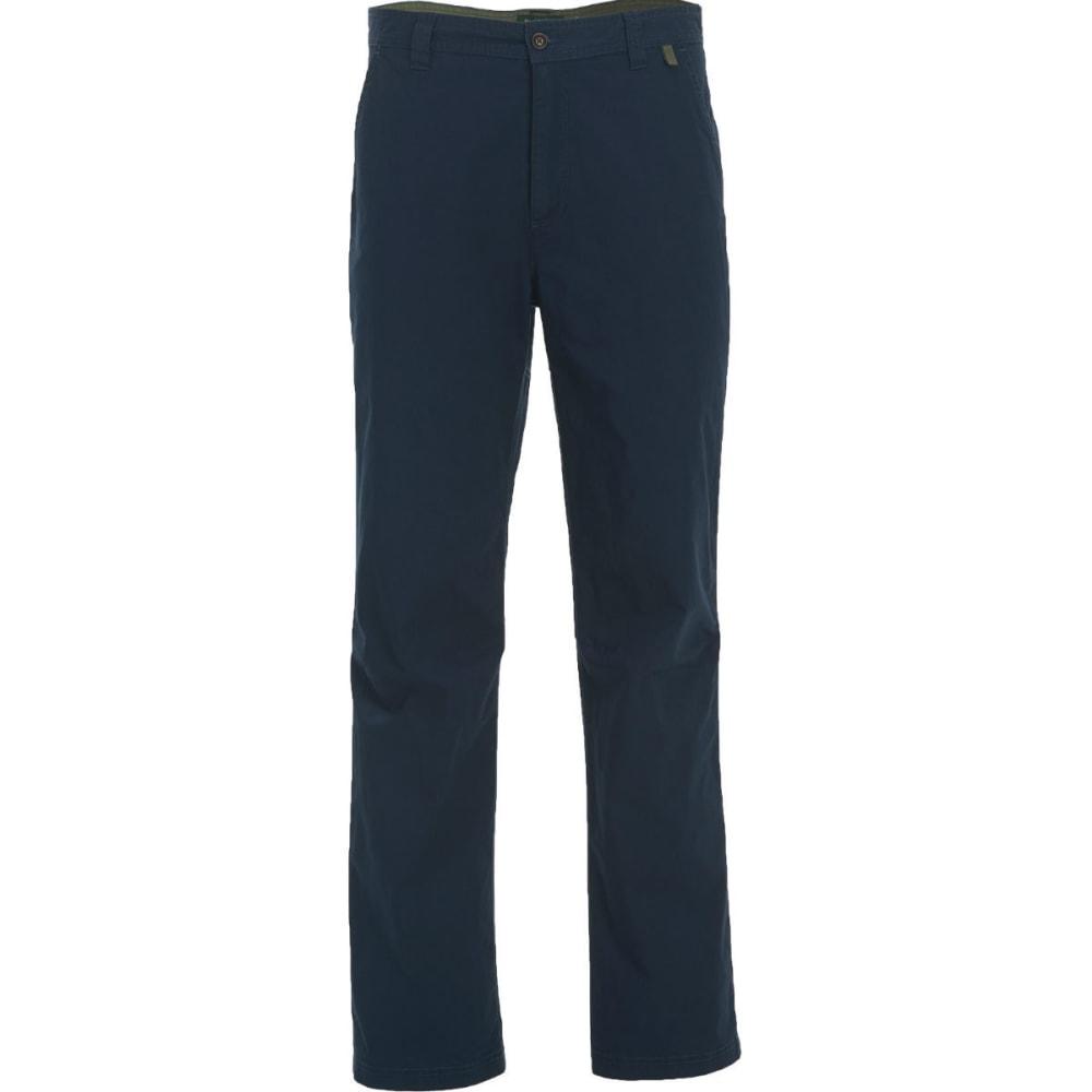 WOOLRICH Men's Vista Point Eco Rich Pants - DEEP INIGO