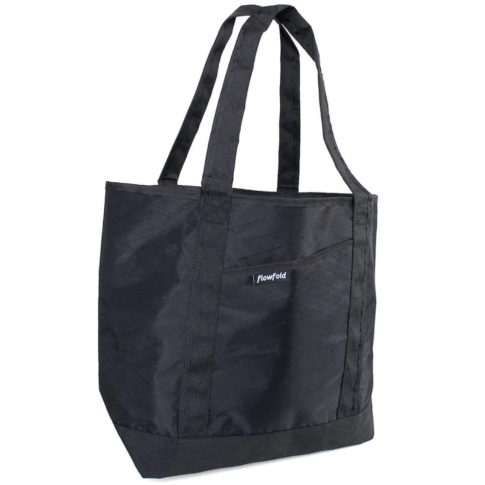 FLOWFOLD 16L Porter Tote Bag - JET BLACK FFTB001