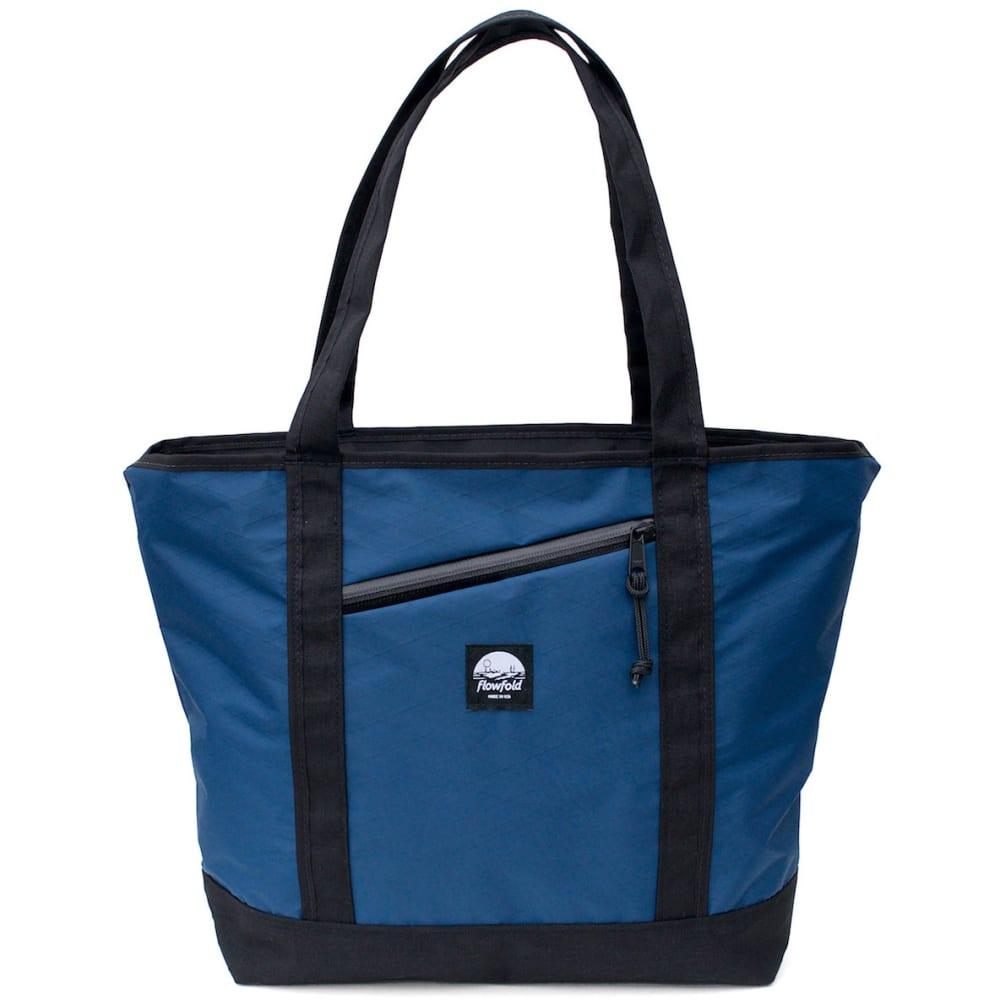 FLOWFOLD 16L Porter Zip Tote Bag - NAVY FFZT007