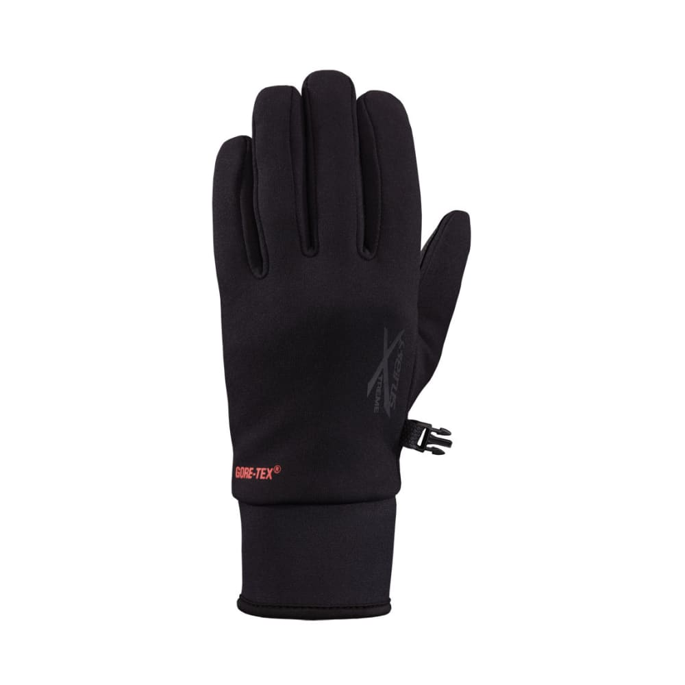 SEIRUS Men's Gore-Tex Xtreme All Weather Gloves - BLACK