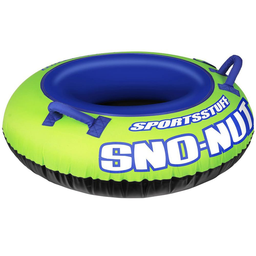 SPORTSSTUFF Sno-Nut Snow Tube - GREEN