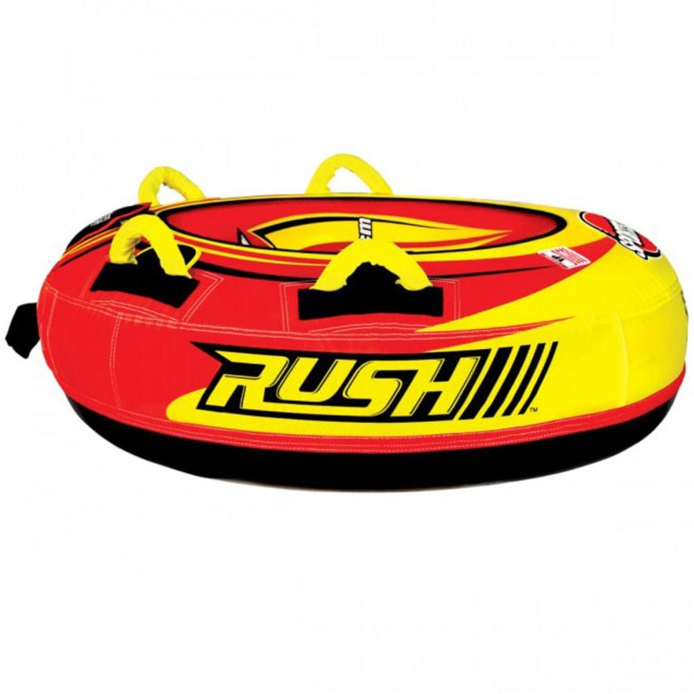 SPORTSSTUFF Rush Inflatable Snow Tube - RED
