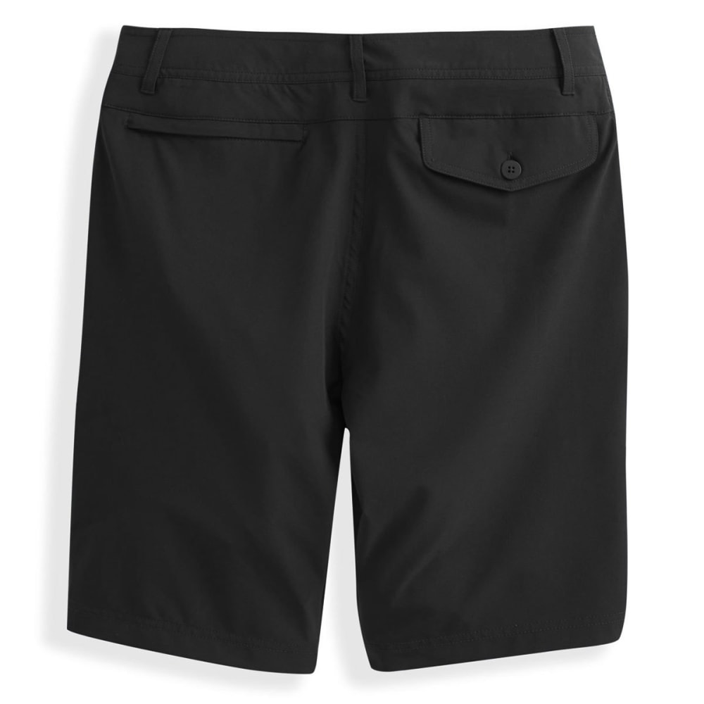 EMS® Men's Techwick® Journey Hybrid Shorts - BLACK