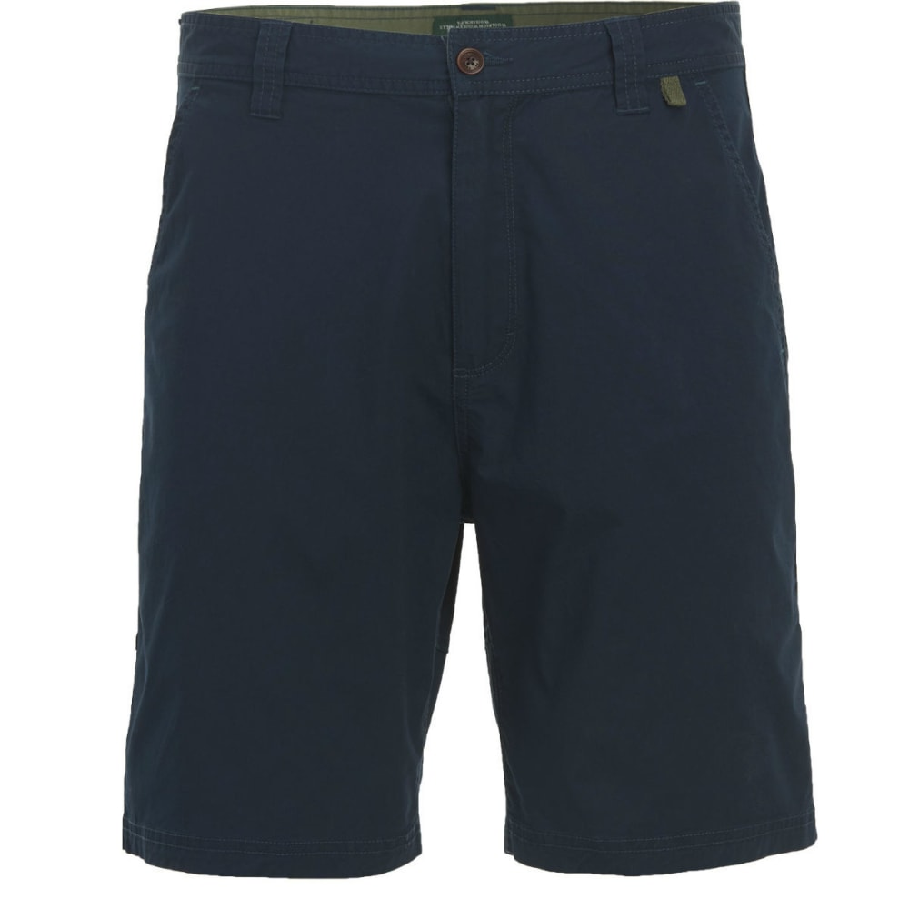 WOOLRICH Men's Vista Point Eco Rich Shorts - DEEP INDIGO