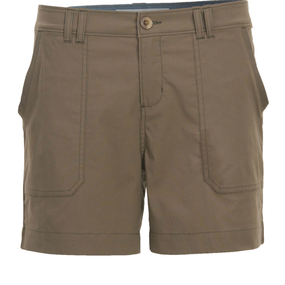 WOOLRICH Women's Vista Point Eco Rich Shorts - HEDDLE