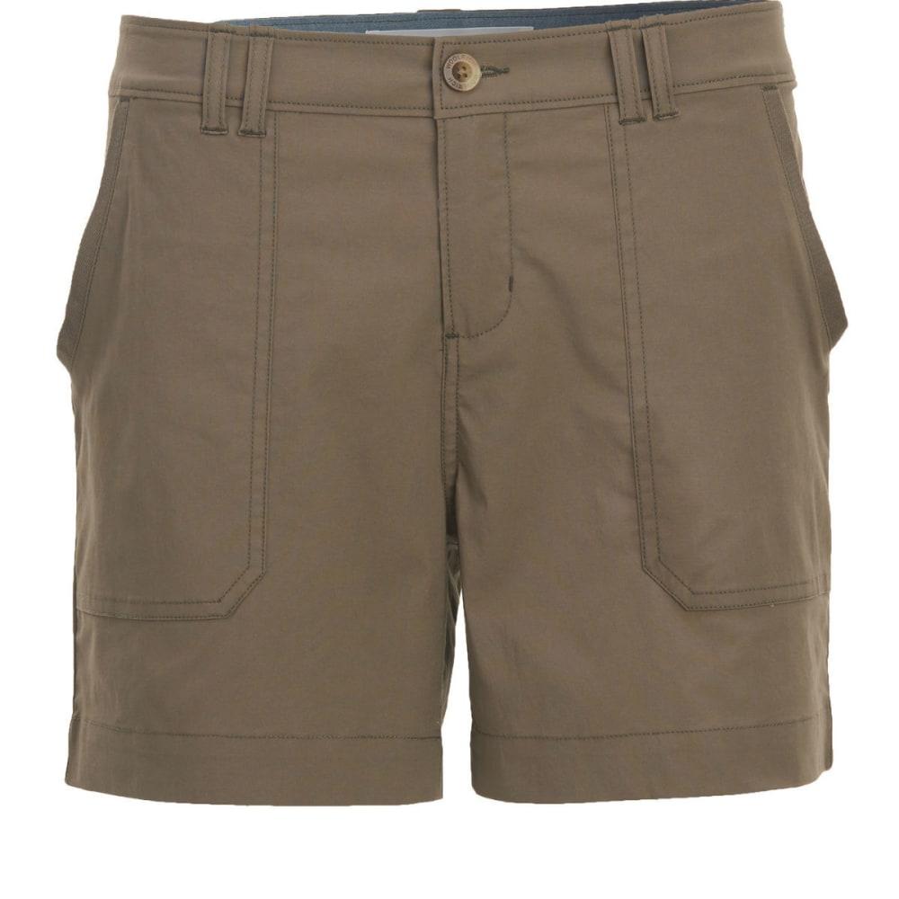 WOOLRICH Women's Vista Point Eco Rich Shorts - HEDDLE