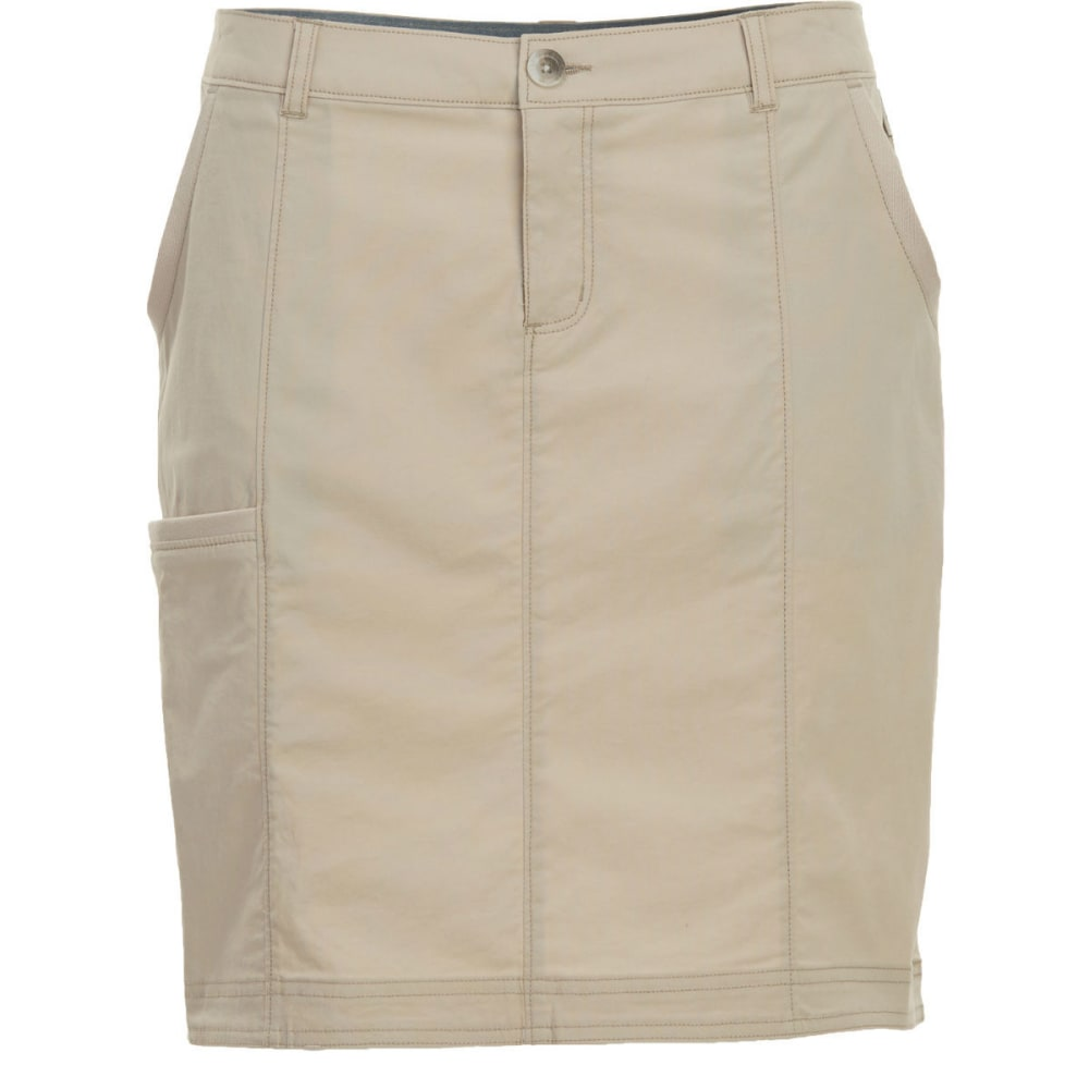 WOOLRICH Women's Vista Point Eco Rich Skirt - STONE