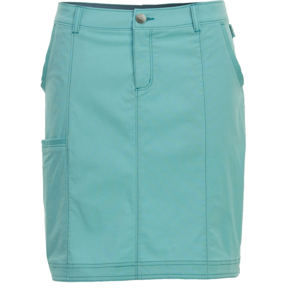 WOOLRICH Women's Vista Point Eco Rich Skirt - SKY BLUE