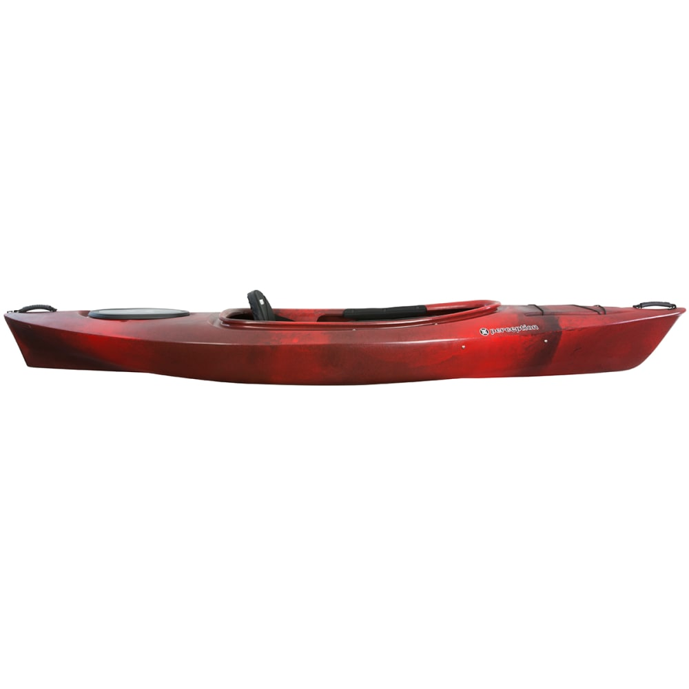PERCEPTION Sunrise 10 Kayak - RED TIGER