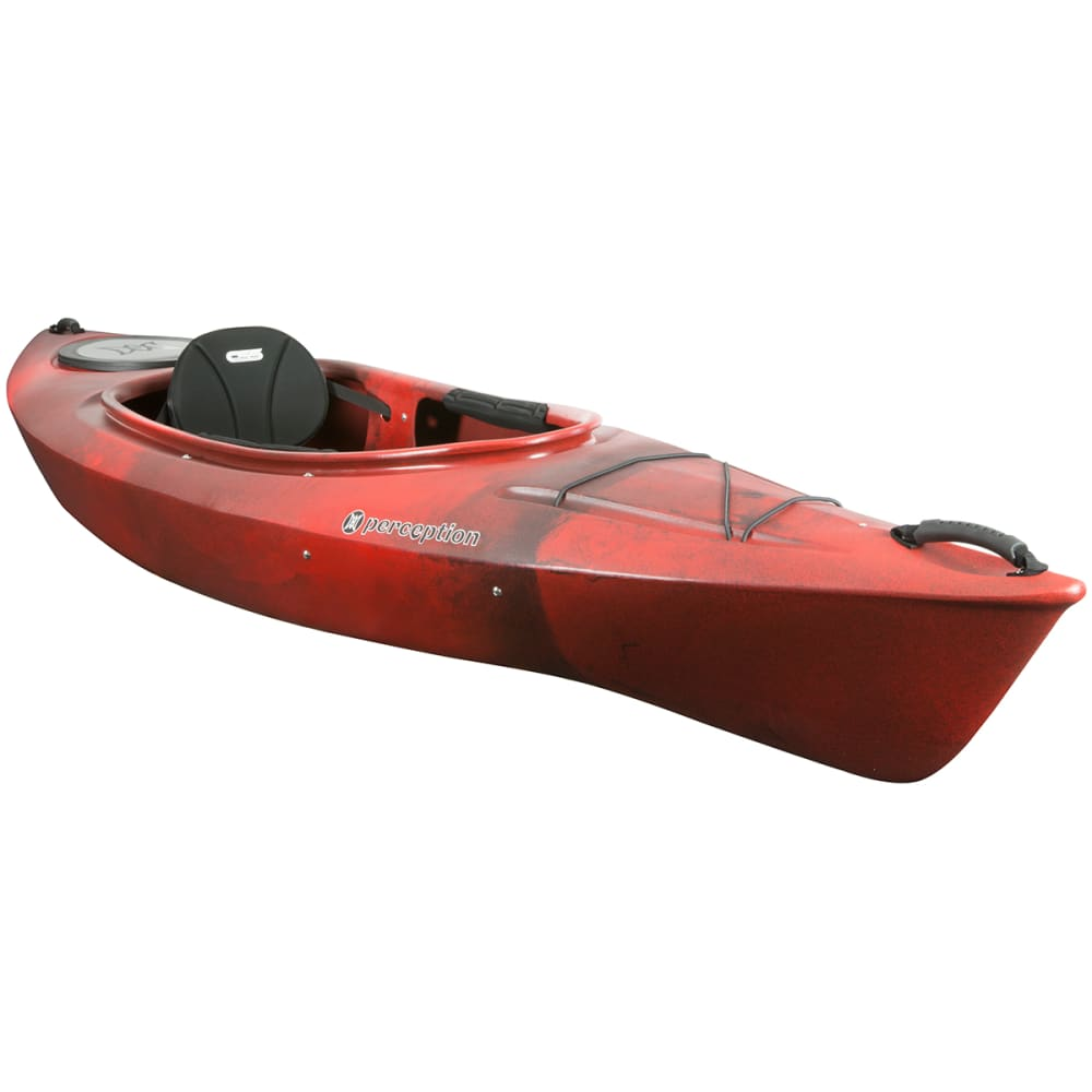 PERCEPTION Sunrise 10 Kayak - RED TIGER