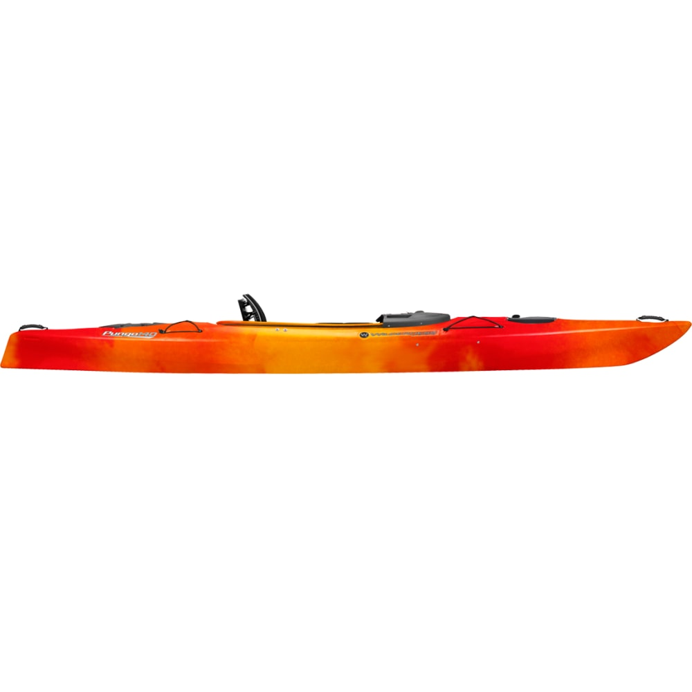 WILDERNESS SYSTEMS Pungo 140 Kayak - MANGO