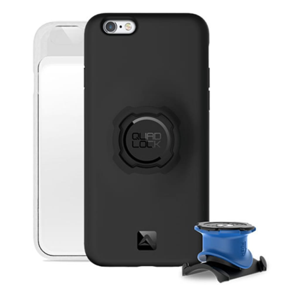 QUAD LOCK Bike Mount Kit for iPhone 6 Plus/6S Plus - NO COLOR