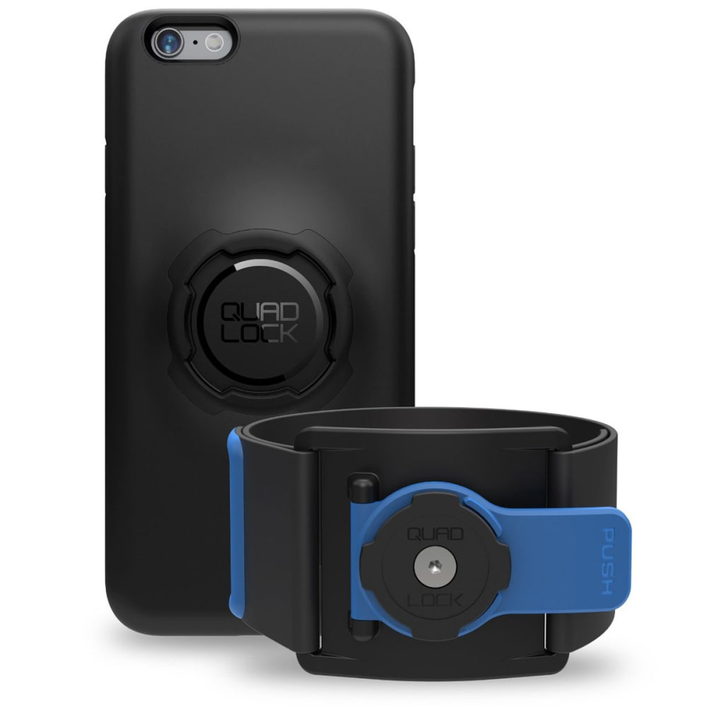 QUAD LOCK Sports Armband Running Kit for iPhone 6/6S - NO COLOR