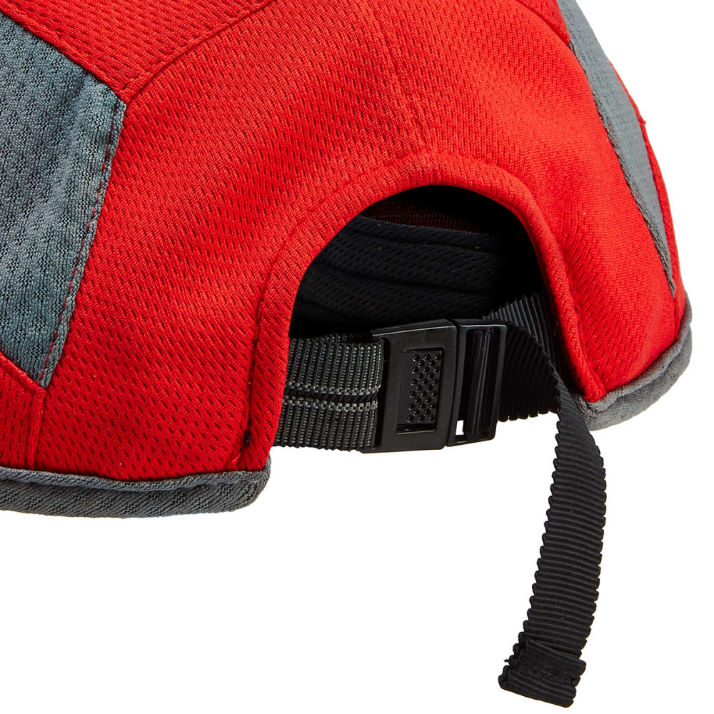 EMS Lightspeed Hat - HIGH RISK RED