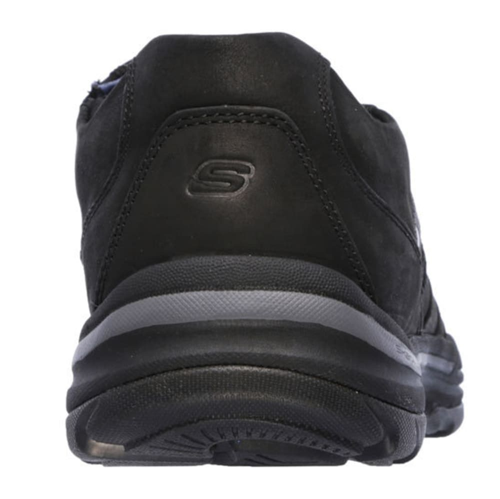 SKECHERS Men's Skech-Air Brencen Slip-On Shoes - BLACK