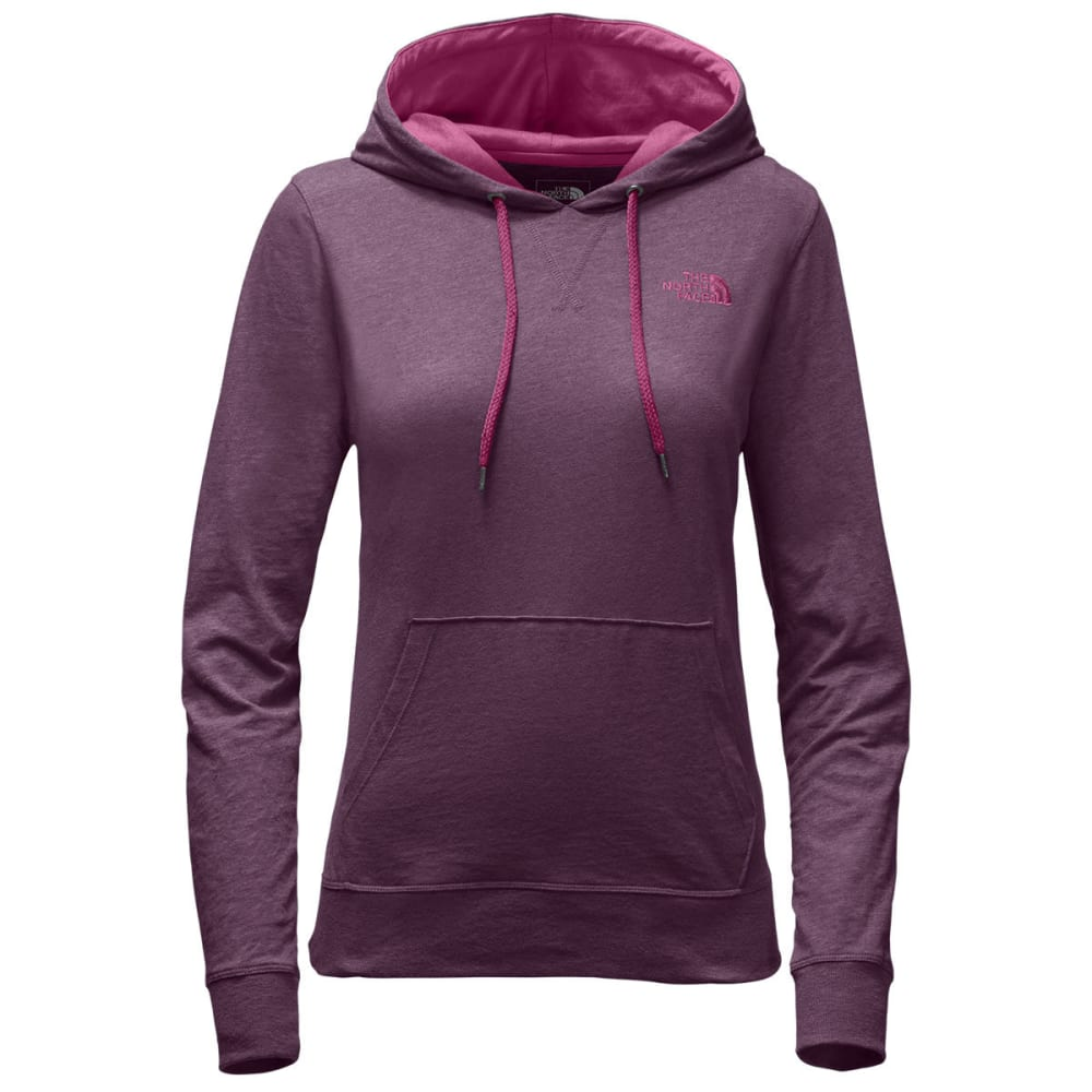 THE NORTH FACE Women's Lite Weight Pullover Hoodie - VNJ-AMARANTH PURPLE