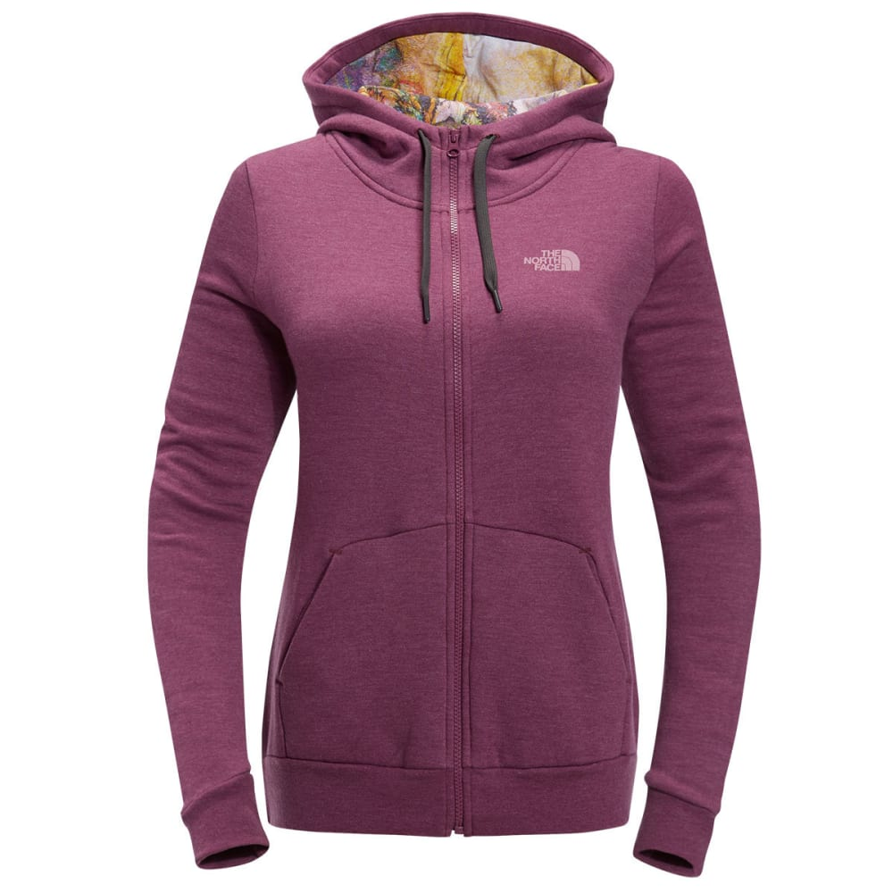 THE NORTH FACE Women's Renan Full Zip Hoodie - UEN-AMARNTH PURPLE