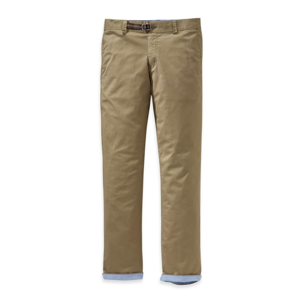 OUTDOOR RESEARCH Men's Biff Pants - CAFE
