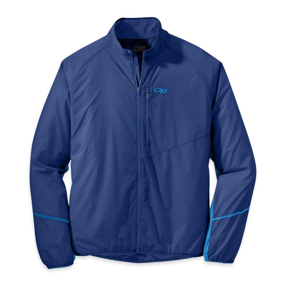 OUTDOOR RESEARCH Men's Boost Jacket - BALTIC/GLACIER
