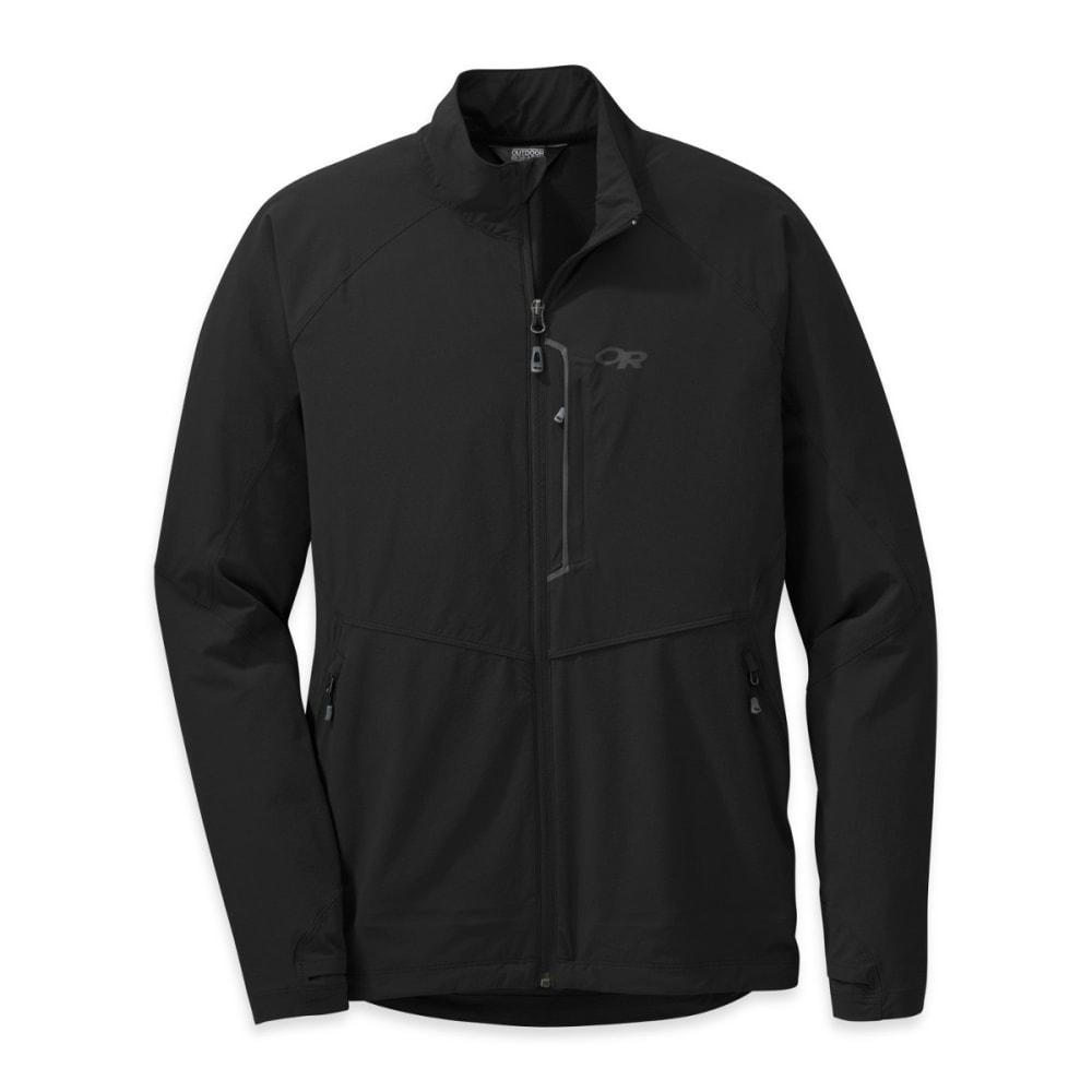 OUTDOOR RESEARCH Men's Ferrosi Jacket - BLACK