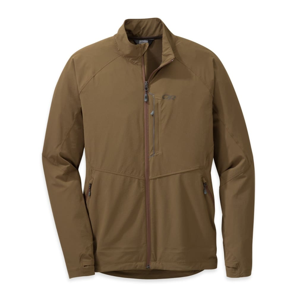 OUTDOOR RESEARCH Men's Ferrosi Jacket - COYOTE