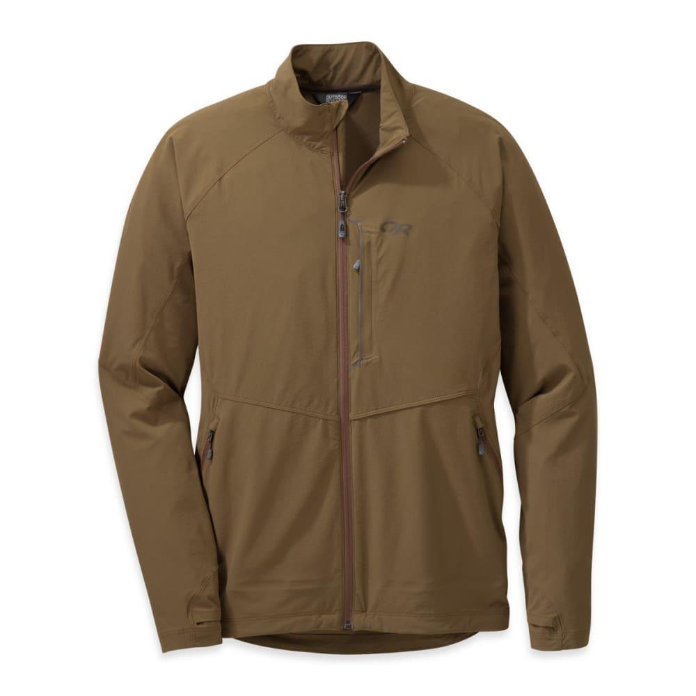 Outdoor Research Men's Ferrosi Jacket - Brown 250095