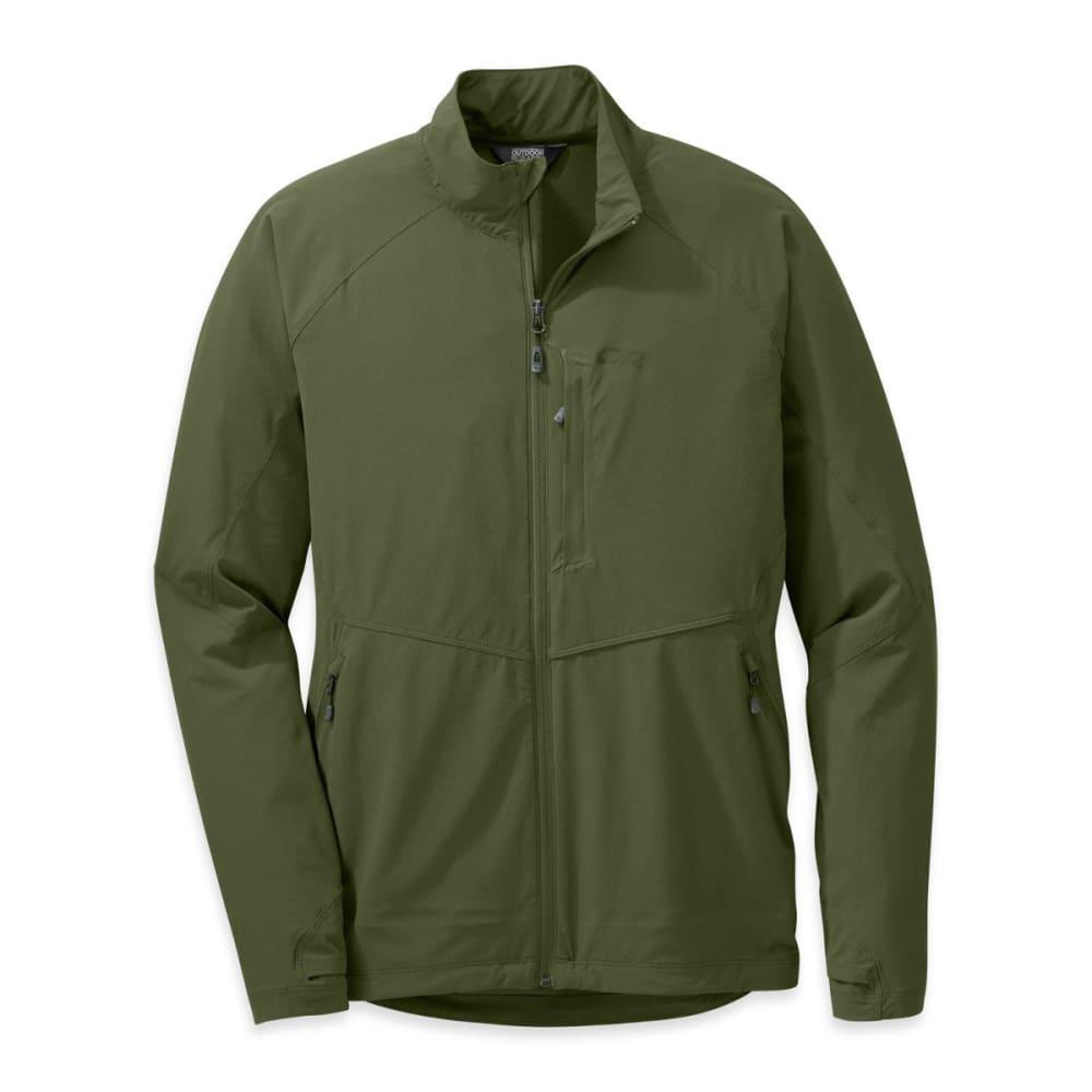 OUTDOOR RESEARCH Men's Ferrosi Jacket - KALE