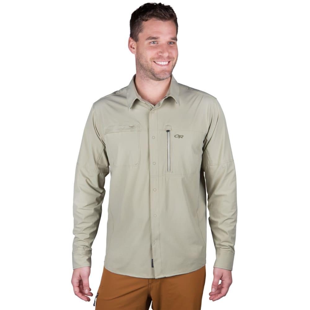 OUTDOOR RESEARCH Men's Ferrosi Utility Long-Sleeve Shirt S