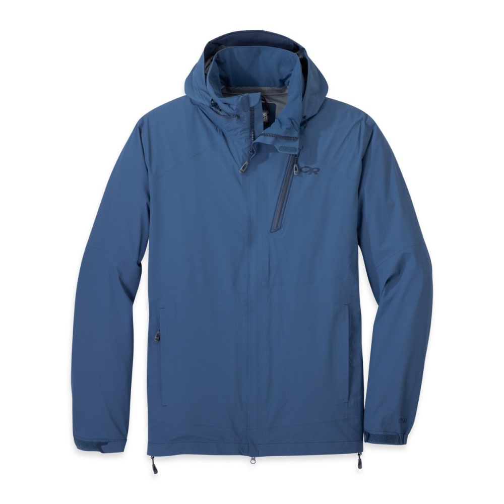 OUTDOOR RESEARCH Men's Valley Jacket - DUSK