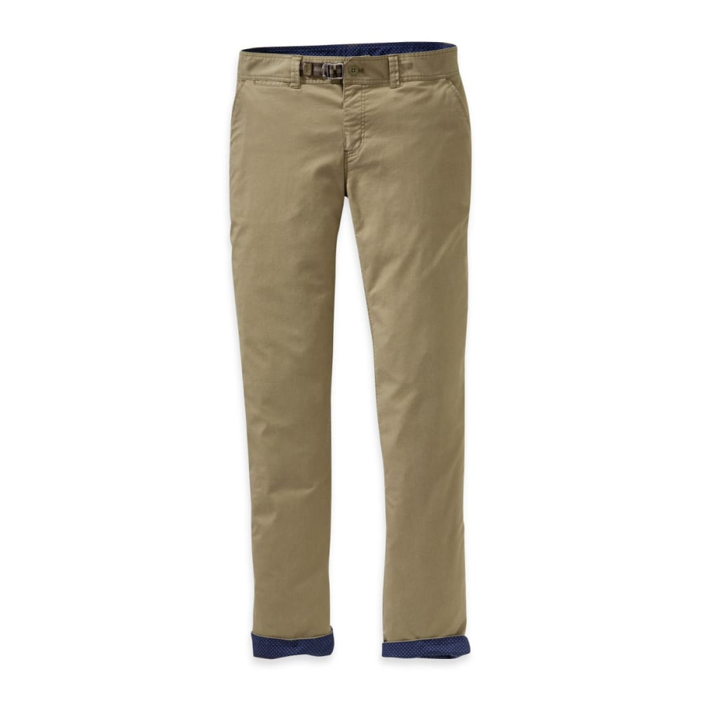 OUTDOOR RESEARCH Women's Corkie Pants - CAFE