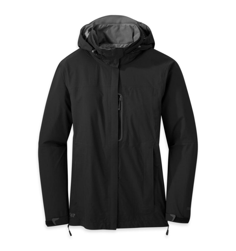 OUTDOOR RESEARCH Women's Valley Jacket - BLACK