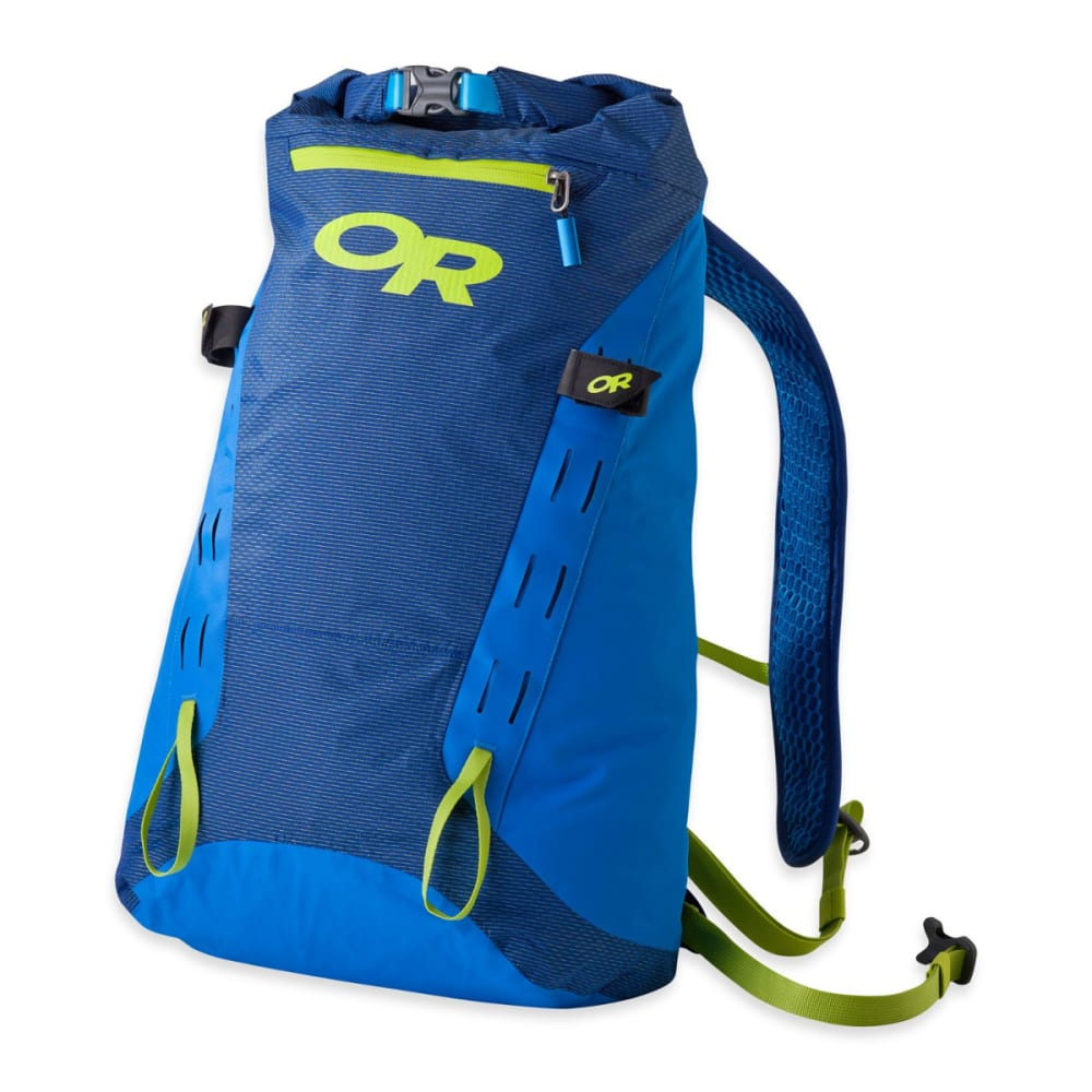 OUTDOOR RESEARCH Dry Summit LT Backpack - BALTIC/GLACIER