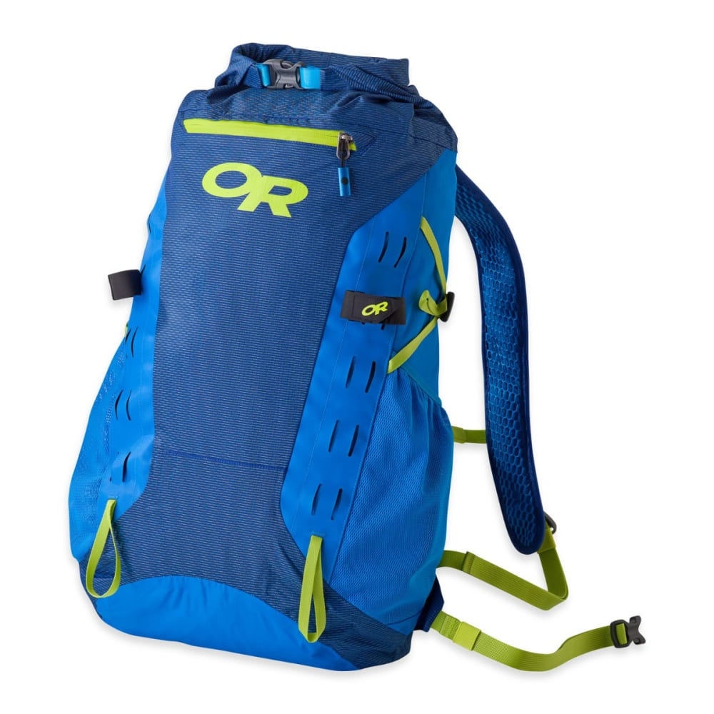 OUTDOOR RESEARCH Dry Summit HD Backpack - BALTIC/GLACIER