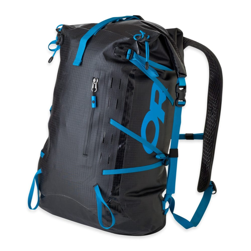 OUTDOOR RESEARCH Dry Payload Backpack - BLACK/TAHOE