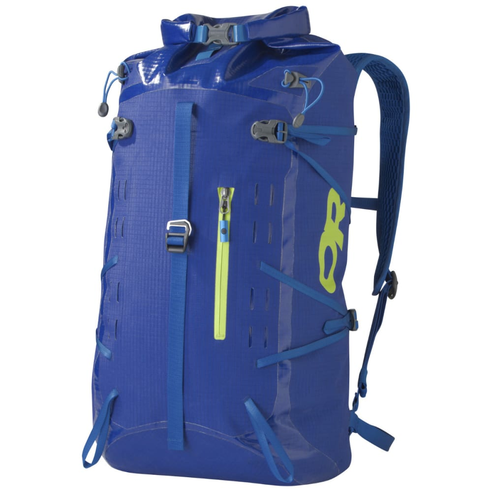 OUTDOOR RESEARCH Dry Payload Backpack - BALTIC/GLACIER/LMNGR
