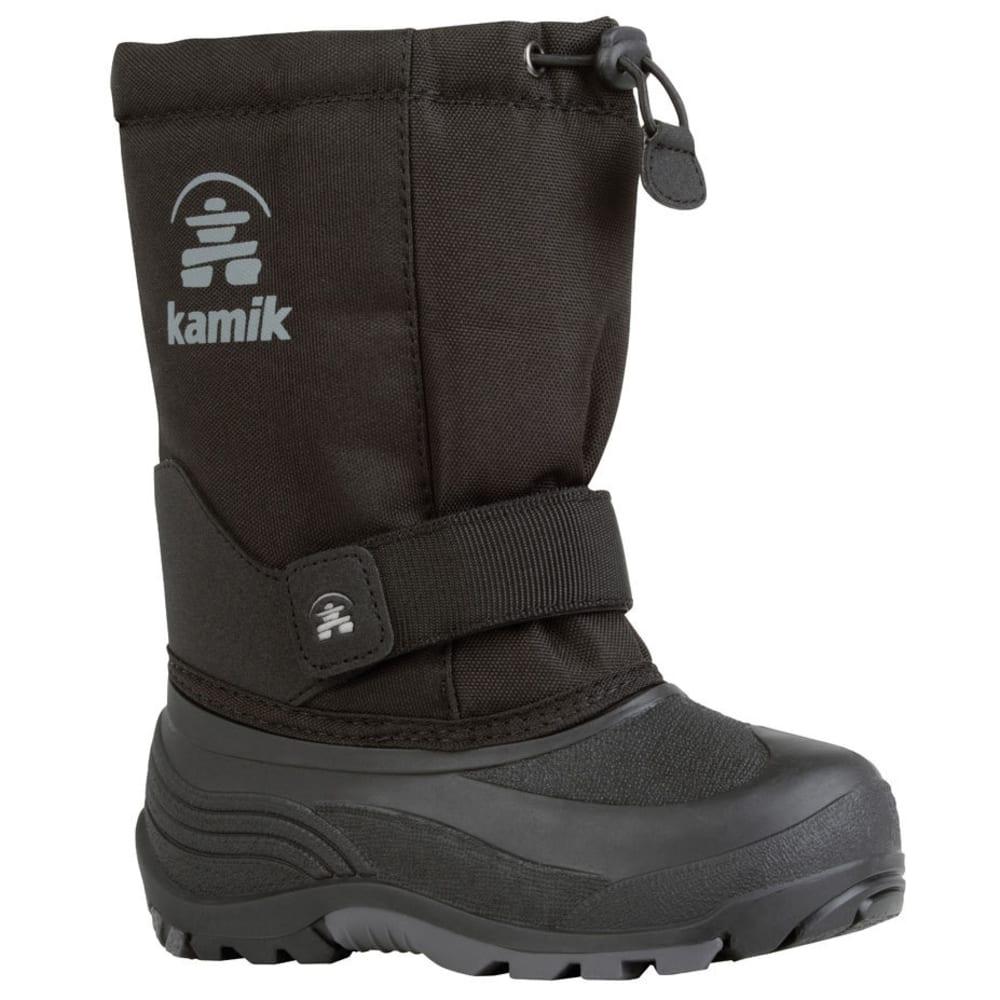Kamik Boys Rocket Boots - Black