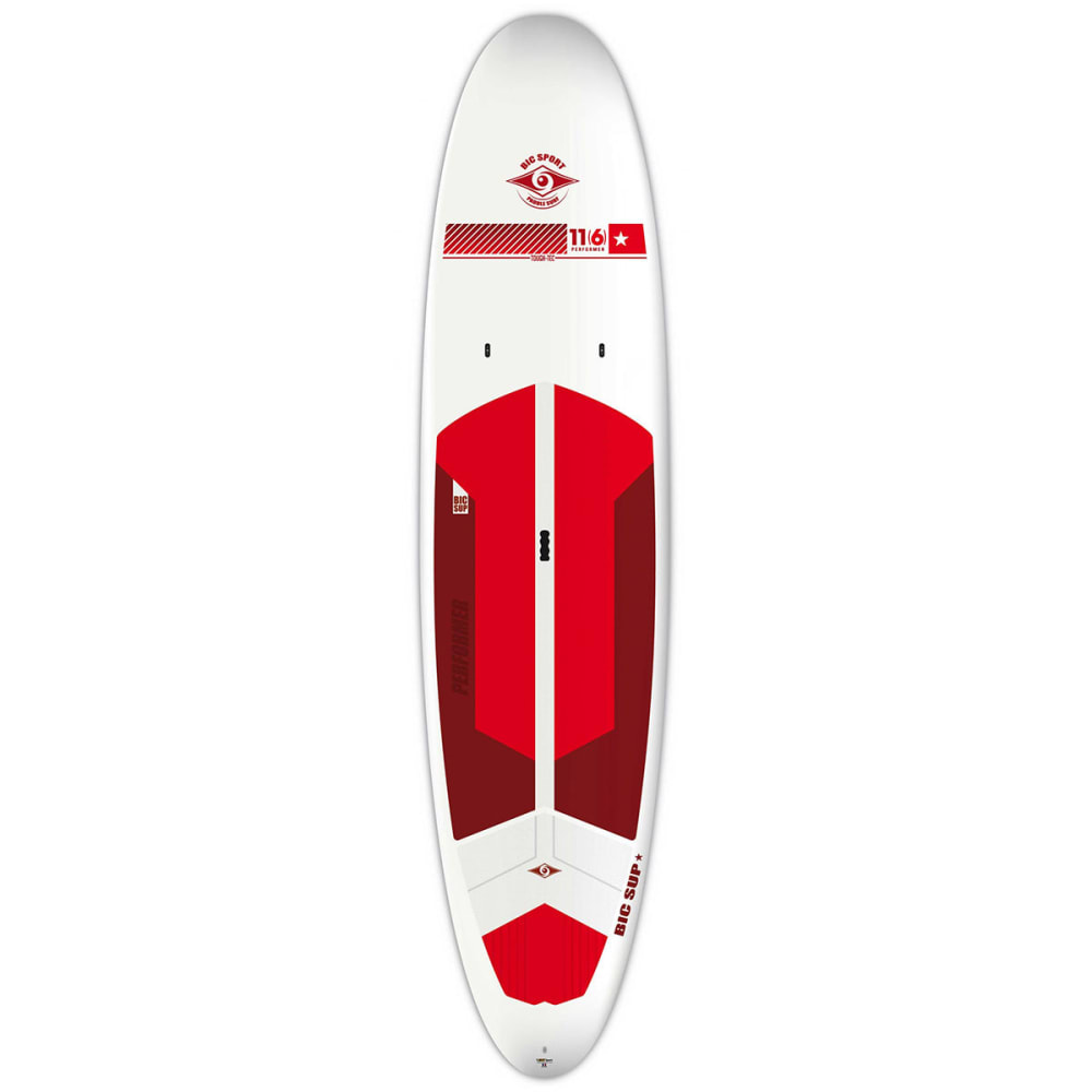 """BIC Performer White Paddleboard, 11' 6"""" - NO COLOR"""