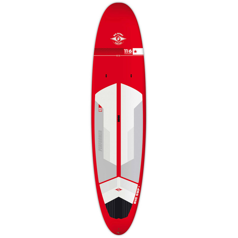 "BIC Performer Red Paddleboard, 11' 6"" - RED"