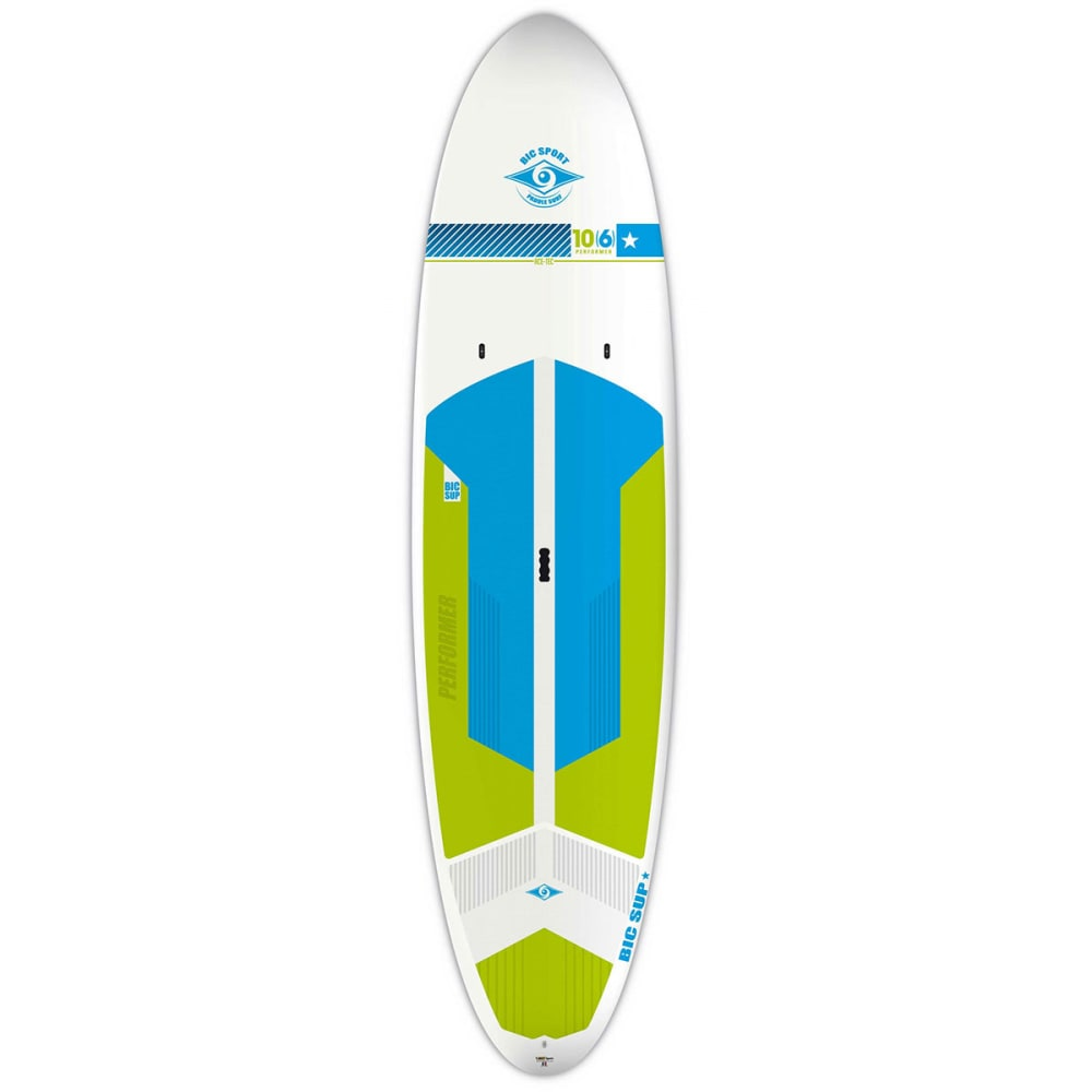 "BIC Performer 10'6"" Stand Up Paddleboard - WHITE"